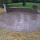 Patio and Seat Wall Installation Mukwonago