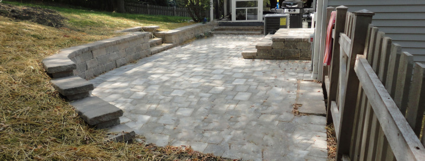 Patio Installation Southeastern Wisconsin