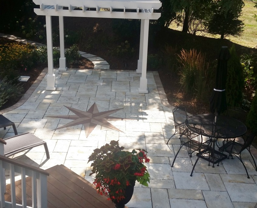 Burlington Paver Patio
