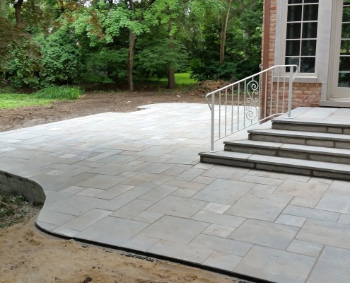 New Patio Design & Installation Burlington, W