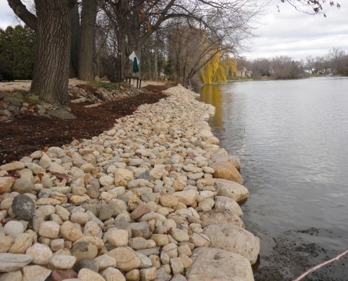 Erosion Control Solution Lake Geneva, WI