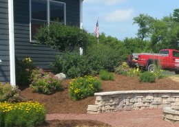 Fire Pit Landscaping Burlington Wi