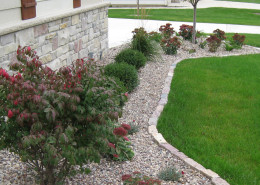 Side Yard Landscaping Burlington