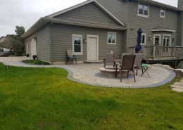 Patio, Fire Pit & Walkway Installation Burlington, WI