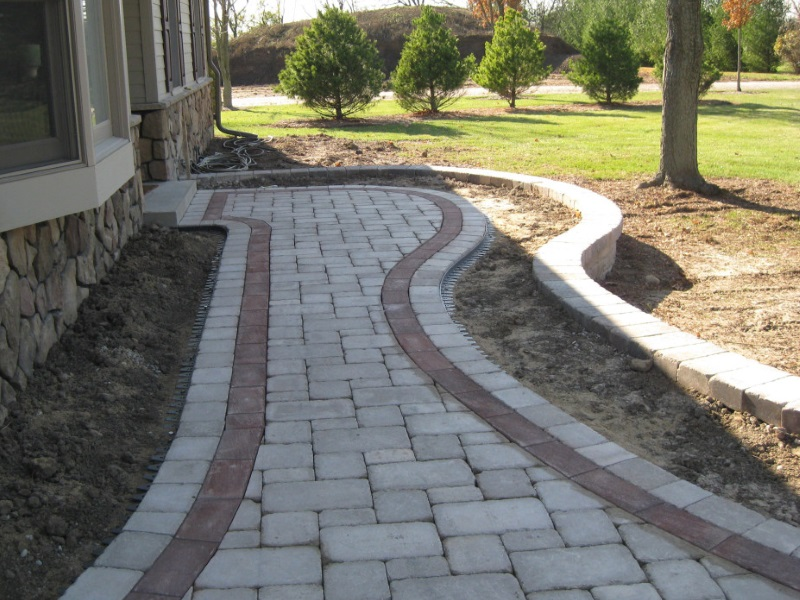 Hardscape Walkway Installers Burlington, WI