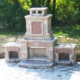Outdoor Fireplace Design & Install Burlington, WI